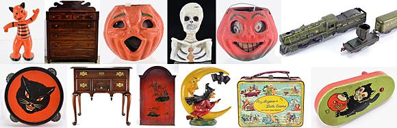 10-6-2017 Antique Auction 1:00 PM