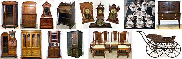 8-18-2017 Antique Auction 1:00 PM