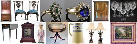 1-19-2018 Antique Auction 1:00 PM