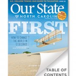 We Are What We Keep (and Forget) Mebane Auction in Our State Magazine
