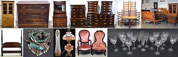 2-9-2018 Antique Auction 1:00 PM