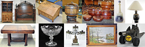 6-1-2018 Antique Auction 1:00 PM