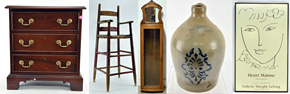 8-31-2018 Antique Auction 1:00 PM