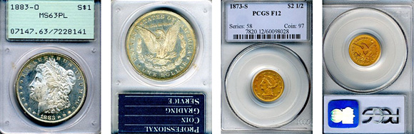3-16-2019 Coin and Currency Auction 11:00 AM