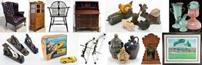 4-5-2019 Antique Auction 1:00 PM