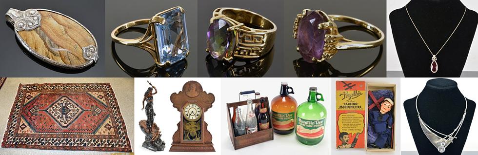 9-27-2019 Antique Auction 1:00 PM