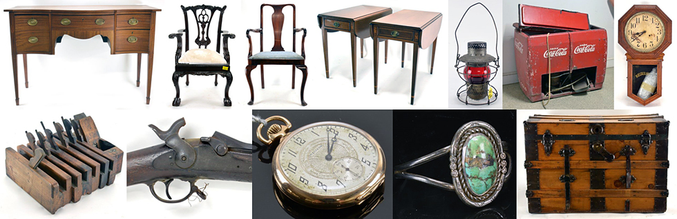 9-6-2019 Antique Auction 1:00 PM