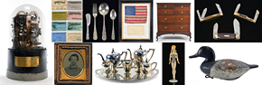 12-6-2019 Annual Americana & Continental Fine Antiques 11:00 AM
