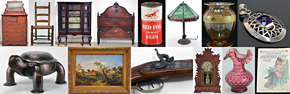 1-24-2020 Antique Auction 1:00 PM